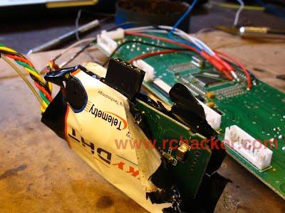 DHT Module inside.