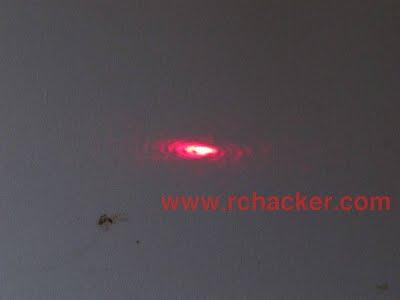 Brushless motor laser balancing