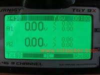 open9x telemetry testing