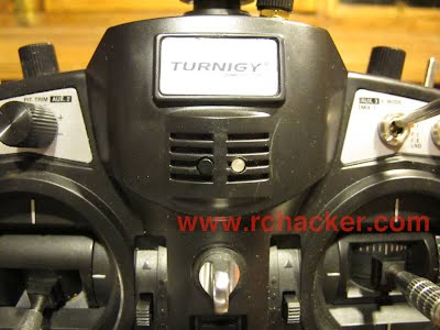 Turnigy 9x with FrSky DHT telemetry module. rchacker.com