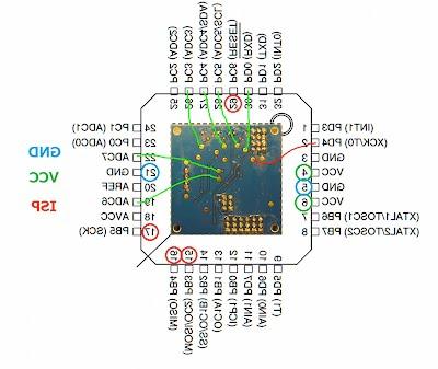 Hobbyking multirotor control board 3.0 pin mappings