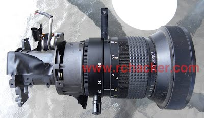 Hobbyking HD Wing Camera II sony lens