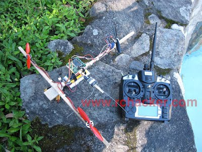 mini tricopter rchacker.com