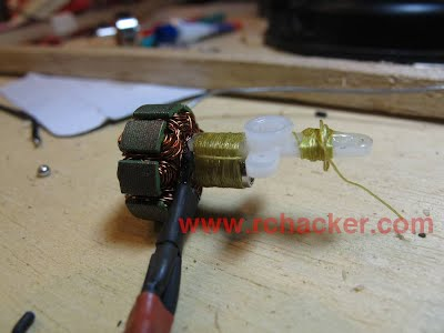 rchacker.com mini tricopter