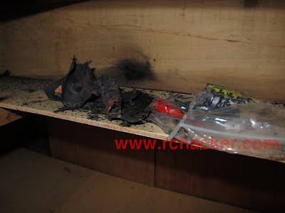 trustfire battery explosion